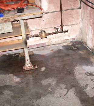 wet basement waterproofing salt lake city ogden sandy