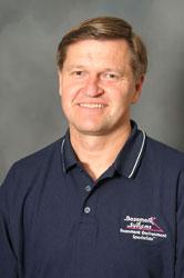 Blair Scoresby, owner of Utah Basement Systems